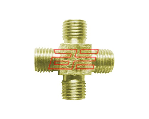 Hydraulic Fitting Cross