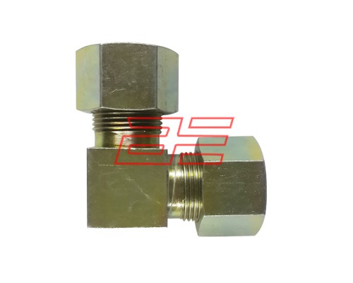Hydraulic Fitting Equal Elbow
