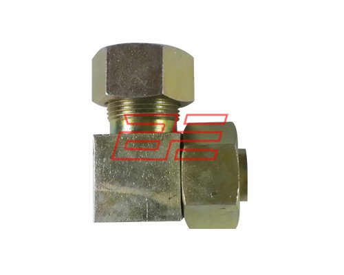 Hydraulic Fitting Swivel Elbow