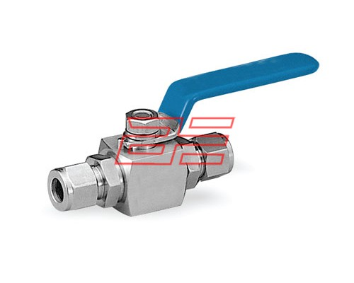 2 Way Ball Valve High Pressure T X F