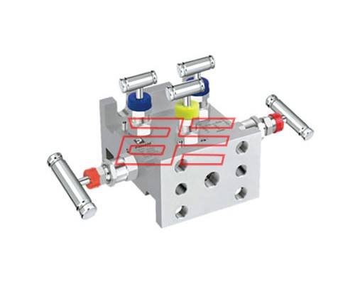 5 Valve Manifold Flange To Flange (Model...