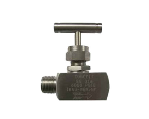 Bar Stock Needle Valve Male * Female NPT