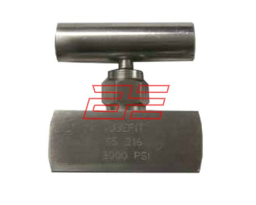 Miniature Needle Valve Female X Female NPT